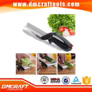 Kitchen Gadget Clever Creative Fruit Cutter Kitchen Knife pictures & photos