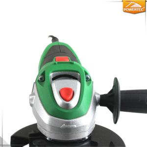Powertec Ce GS 900W 125mm Grinder Tools Electric Angle Grinder pictures & photos