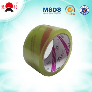 Clear Adhesive High Quality BOPP Packing Tape pictures & photos