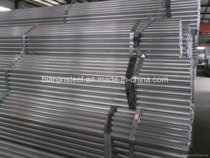 Dn20X1.7mm ERW Galvalized Steel Pipe pictures & photos