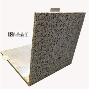 Quartz Look 25mm Aluminum Honeycomb Sandwich Panel pictures & photos