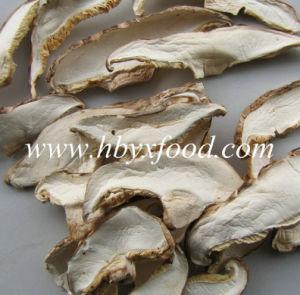 Organic White Dried Mushroom Slice From Shiitake Mushroom Cap pictures & photos