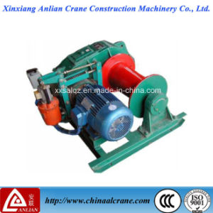 2t Capacity Electric Wire Rope Lifting Winch pictures & photos