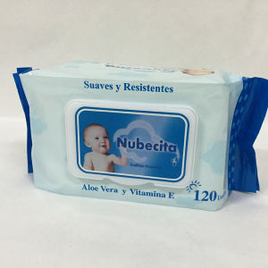 Baby Oil Wet Wipes, Baby Wet Tissue, Wet Wipes pictures & photos