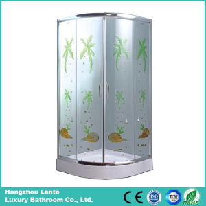 Top Selling Sliding Glass Simple Shower Room (LTS-825G) pictures & photos