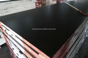 Black Film Faced Plywood Dyne WBP Glue 18mm pictures & photos