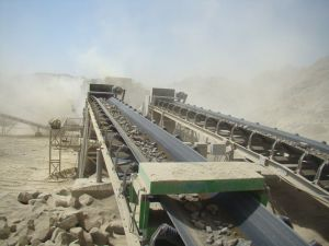 High Temperature Resistant Conveyor Belt pictures & photos