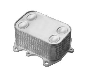 Aluminum Oil Cooler for Volkswagen Passat /Tiguan 2.0L Tdi Cffb 10-11 (03L 117 021 C) pictures & photos