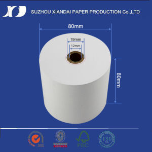 80X80X12 Thermal Paper Roll Cash Register Paper pictures & photos