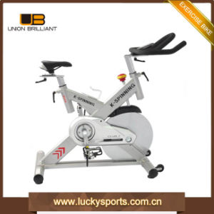 Commercial Use Spinning Cycle Spin Exercise Bike Spin with Vertically Adjustable pictures & photos