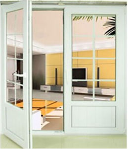 Decorative Crossbar Insulated Glass for Door pictures & photos
