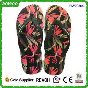 Men Hot Fashion Nude Beach Flip Flop (RW29364)
