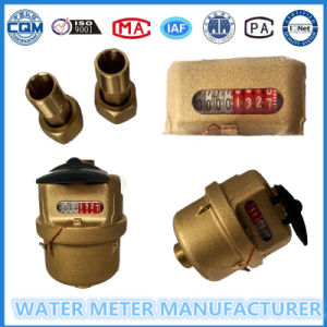 Brass Water Meter, Volumetric Kent Type Water Meter pictures & photos