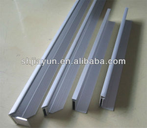 OEM LED Aluminium Extrusion with Diffuser Cover with ISO Certificate pictures & photos