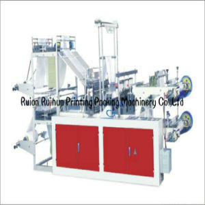 Plastic Bag Making Machine for Low Density Polyethylene Bags pictures & photos
