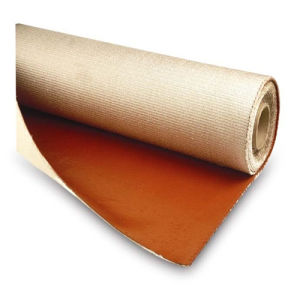 Silicone Rubber Coated Glass Fiber Cloth pictures & photos