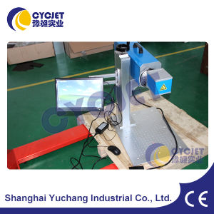 Portable CO2 Laser Marking Machine for Big Products pictures & photos