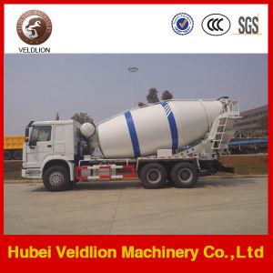 HOWO 8m3 Concrete Mixer Truck pictures & photos