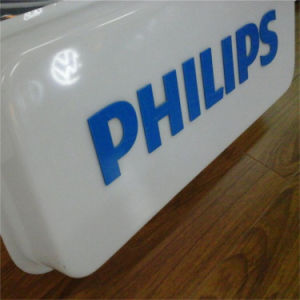 Acrylic Embossed Letters/Vacuum Forming Signage/Thermoforming Shop Sign Light Box pictures & photos