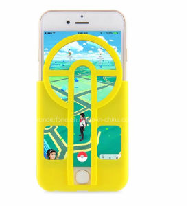 Pokemon Go Aimer Silicone Case for iPhone6 pictures & photos