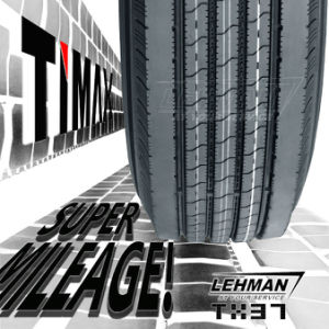 DOT Smartway Truck Steer Trailer Drive Tire Low Profile 75 22.5 11r24.5 for Sale pictures & photos