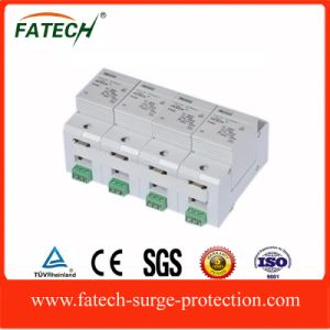 china supplier hot sale with remote contact for control device surge arrester lightning spd pictures & photos