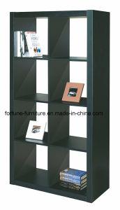 Modern Wooden UV High Gloss Bookcase (5019)