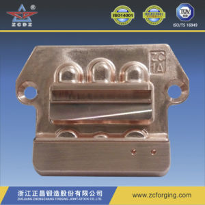 Foring Copper Fitting Bar with Machind pictures & photos