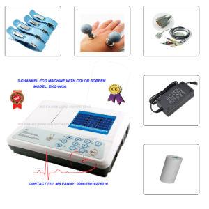Digital 3-Channel Handheld ECG (EKG-903A) -Fanny pictures & photos