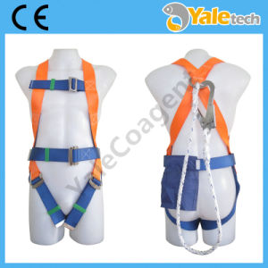 En361 Rescue Equipment Safety Belt with Tool Bag Yl-S351 pictures & photos