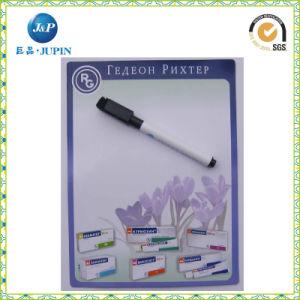 Factory Cheap High Quality Paper Soft Memo Note Book Fridge Magnet (JP-FM017) pictures & photos