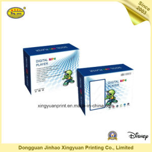 MP4 Packaging Printing Box, Packaging Box pictures & photos