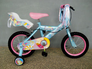 Factory Price Good Quality Pink Princess Girl′s Children Bicycle pictures & photos