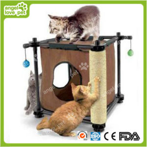 High Quality New Design Concise Style Firm Cat Tree pictures & photos