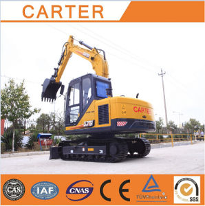Hot Sales CT85-8A Multifunction Crawler Backhoe Excavator pictures & photos