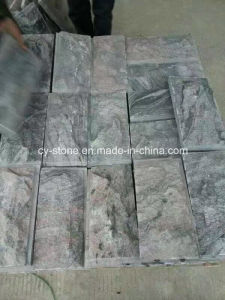 China Multi-Color Red Granite, Mushroom Processing Wall Tile for Outside Project pictures & photos