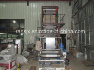 Single Layer PE Bag Film Extruder Machine (SJ55-800) pictures & photos