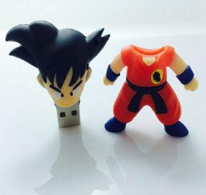 Custom Anime Figure High Speed USB Flash Drive 2GB, 4GB, 8GB, 16GB, 32GB, 64GB Japan Cartoon Figure Cute USB Flash Driver pictures & photos