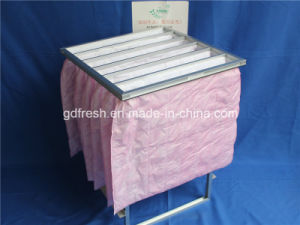 F7 Grade Pocket Bag Air Filter pictures & photos