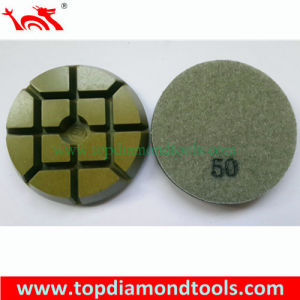 Diamond Floor Dry Polishing Pads for Concrete Polishing Pad pictures & photos