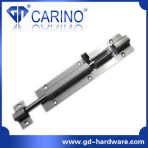 Iron Lx Bolt Using for Door and Window (NI. AX) pictures & photos