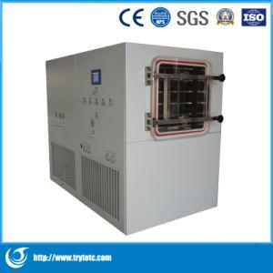 Freeze Dryer-Pilot Freeze Dryer Lyophilizer-Freeze Dryer Machine-Freeze Drying Equipment pictures & photos