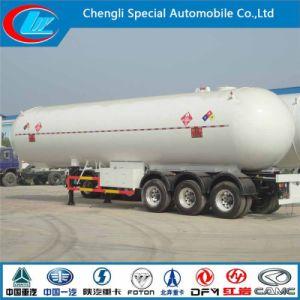Direct Manufacturer Oil Tanker Traielr 3 Axle 45000 Litres LPG Gas Tanker Trailer Carbon Steel pictures & photos