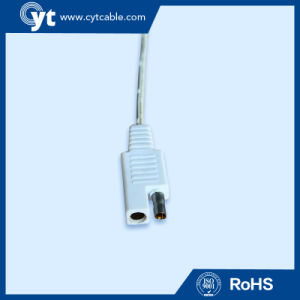 Waterproof DC Socket Female/Male Plug Power Cable pictures & photos