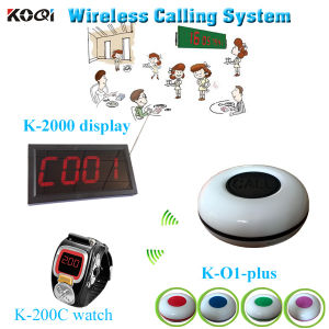 2015 Newest Singcall Wireless Calling System pictures & photos