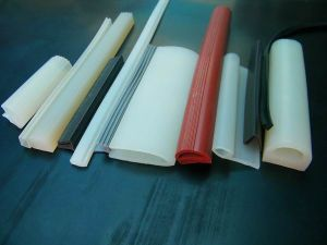 Clear Silicone Extrusion pictures & photos