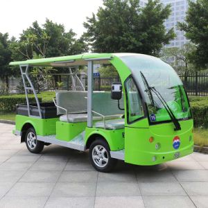 China OEM Manufacturers 8 Passengers Sightseeing Bus (DN-8F) pictures & photos