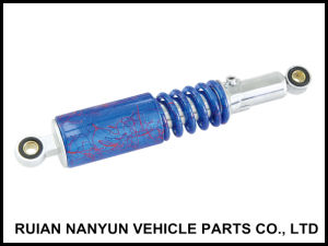 Good-Quality Motorcycle Shock Absorber for Cg125 with Wire Drawing (QS-1108)