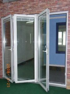 Good Quality Aluminium Folding Door