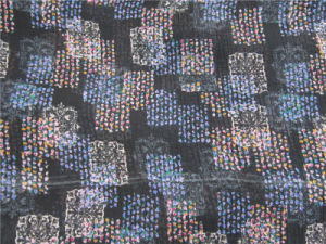Nanometer Crepe Chiffon Fabric for Garment (XSC014) pictures & photos